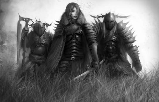 Legion by UltimaFatalis