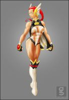 New Costume: Haravona by rhardo