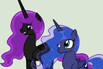 Luna Mom And And Dad Just... passed by crystal23dragon