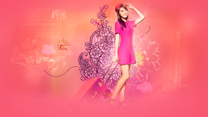 Sooyoung |wallpaper by lillullabyblue