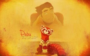 Pabu wallpaper (from The Legend of Korra) by Viciousdope