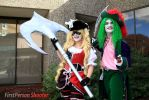 Pirate Harley - Pirates Life For Me by Nyxiie