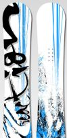 Reaction Snowboard by suicidal-surfy