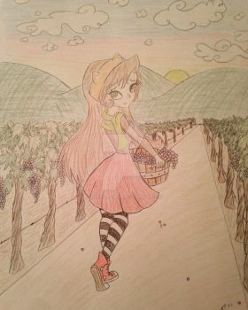 Grapevine by MySapphireReverie