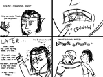 Elrond's Gressins Captcha by Lekonua