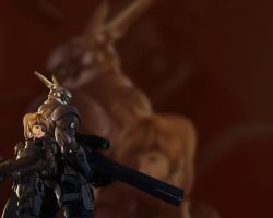 Appleseed wallpaper by antzpics