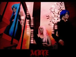 ACUTE preview - The three by nyaomeimei