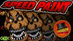 Nightmare Freddy Icon - SPEEDPAINT - FNAF4 by GEEKsomniac