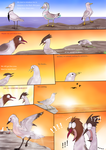 Among The Flock: Prologue page 3 by Heichukar