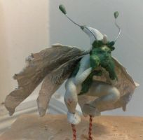 faerie sculpture by kyo888