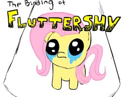 The Binding of Fluttershy WIP by Stickfiguresrule321