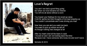 Love's Regret by VisualPoetress