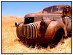 Chevy Truck by kalhuskee
