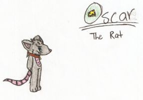 Oscar the Rat by Chaocaster