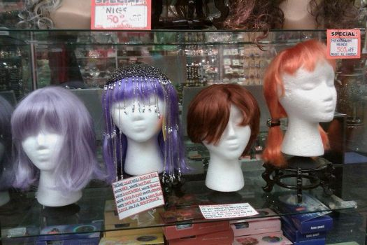 San Francisco Wigs 7 by loverlyone101
