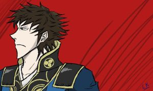 Lon'qu by shiidster
