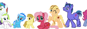 my oc children ships by sweetchiomlp