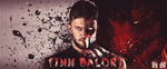 Finn Balor Two Face Banner by HTN4ever