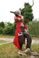 dante guns dmc 3 by Spiral-simon