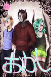 Okashi Cover Chap 0-1 by SepticMelon