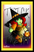 Trick or Treat by ChibiCelina