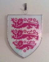 England Shield by Veggie-San