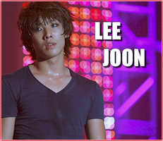 Lee Joon by AzureSkyx