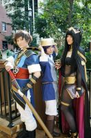 Fire Emblem: Awakening - Group Pic 1 by Stealthos-Aurion