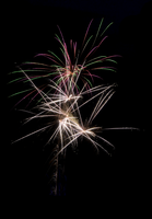 July 4th 2013 Fireworks 6 by WayvDesigns