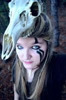 Skyrim Style Cosplay 1 (Forsworn?) by AmbitiousArtisan