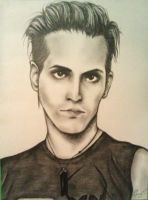 Mikey Way by duringthisoperation