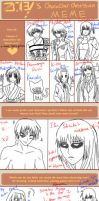 Character Obsession Meme by Athyra