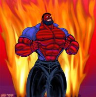 Hot Bluto by Blathering