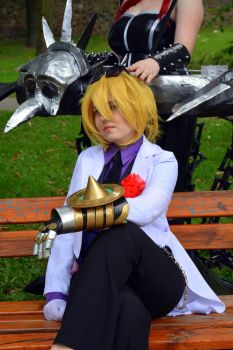 Debonair Ezreal Cosplay - League of Legends by megaman93