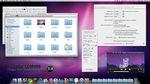 Snow Leopard Theme For Mountain Lion 3.4.2 by rhubarb-leaf