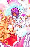 Princess and Prince by Momo-Deary