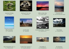 Submissions 2nd- 6th June by Scapes-club