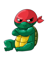 Raphael not pleased by Meb90