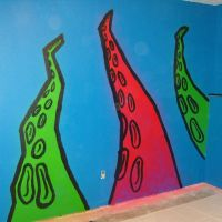 Wall Tentacles by mypetrockbites2