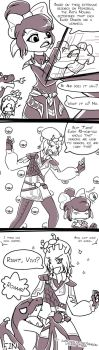Every Ranger is a Pokemon Trainer at Heart by HasegawaVega