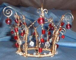 Fairy Crown by silverfaction