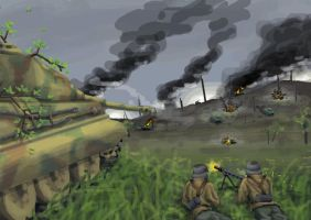 Cannon Fodder by spohniscool