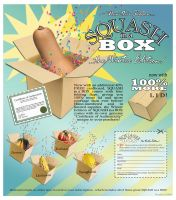 Squash in a Box by crabplant