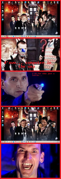Christopher Eccleston Tribute by Whacked-Out-Inc
