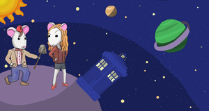 Doctor Squeak by Melodys-TARDIS