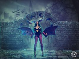 Morrigan by GRAPHICSOUL