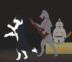 The barkers band by mearcu