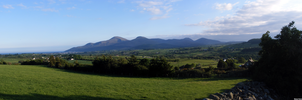 Mourne Mountains Co.Down N.Ireland by StaticRed