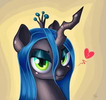 Queen Chrysalis by ANTI1MOZG