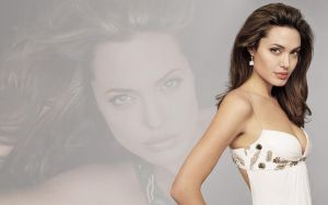Angelina Jolie by LavnebDesigns
